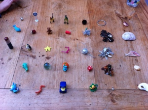 Toys and treasure that made the grade