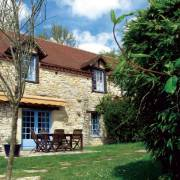 child friendly holiday cottage in the Lot region France