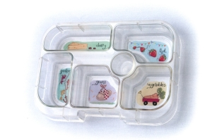 Yumbox Removable Illustrated Tray
