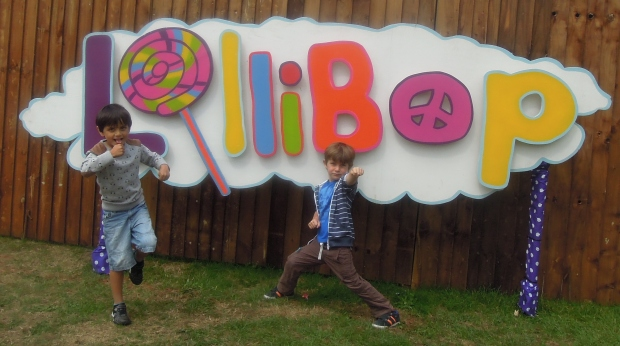 Lollibop, Hatfield House 2014