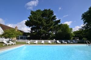 Osea's swimming pool