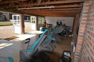 Osea Island Gym