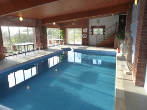 Refurbished swimming pool